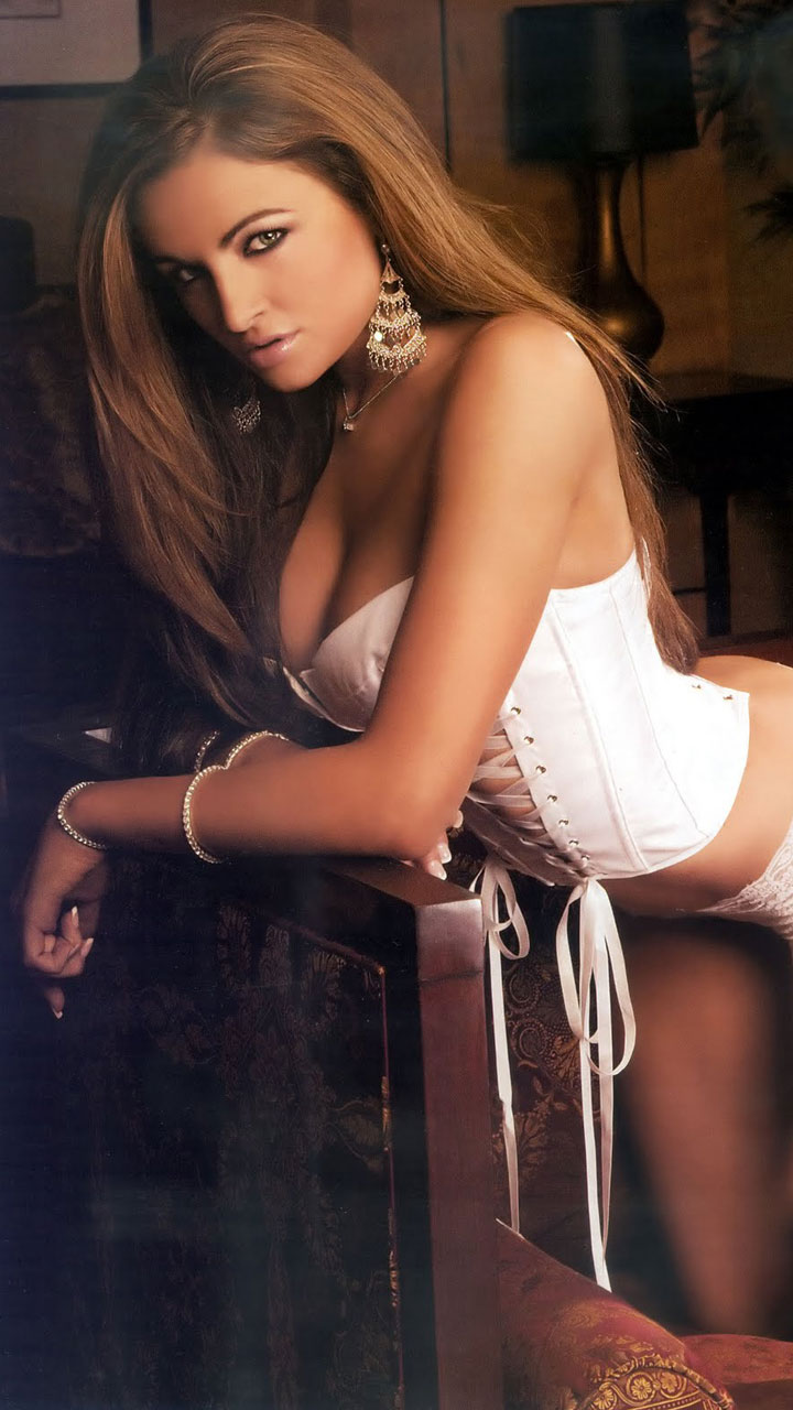WWE's Maria Kanellis Nude - Hot Pics - Playboy